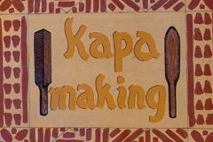 Lā 'Ulu - Kapa making activity