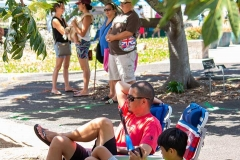 Lā 'Ulu - Enjoying 'ulu tree shade