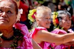Lā 'Ulu - Hālau Kauluokalā with kūpuna
